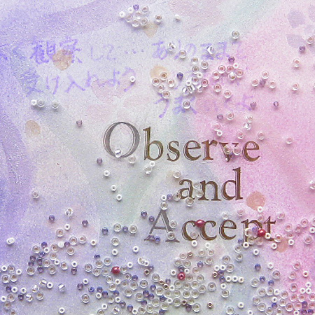 Art Journal: Observe and Accept 3