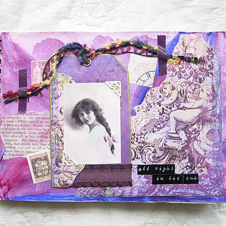 Art Journal: All Right in the End 3